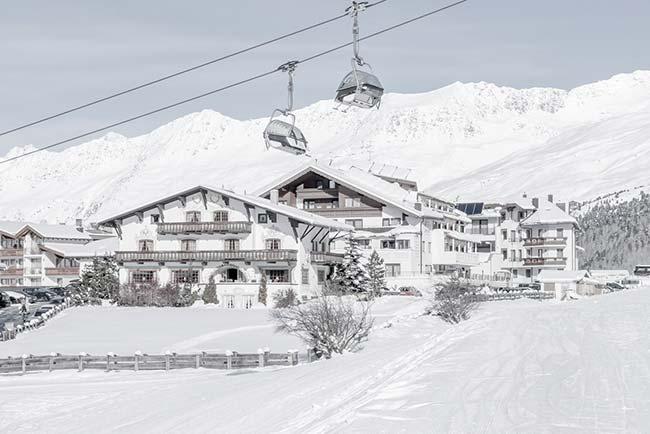 Jagd Haus Panorama Skiurlaub in Obergurgl