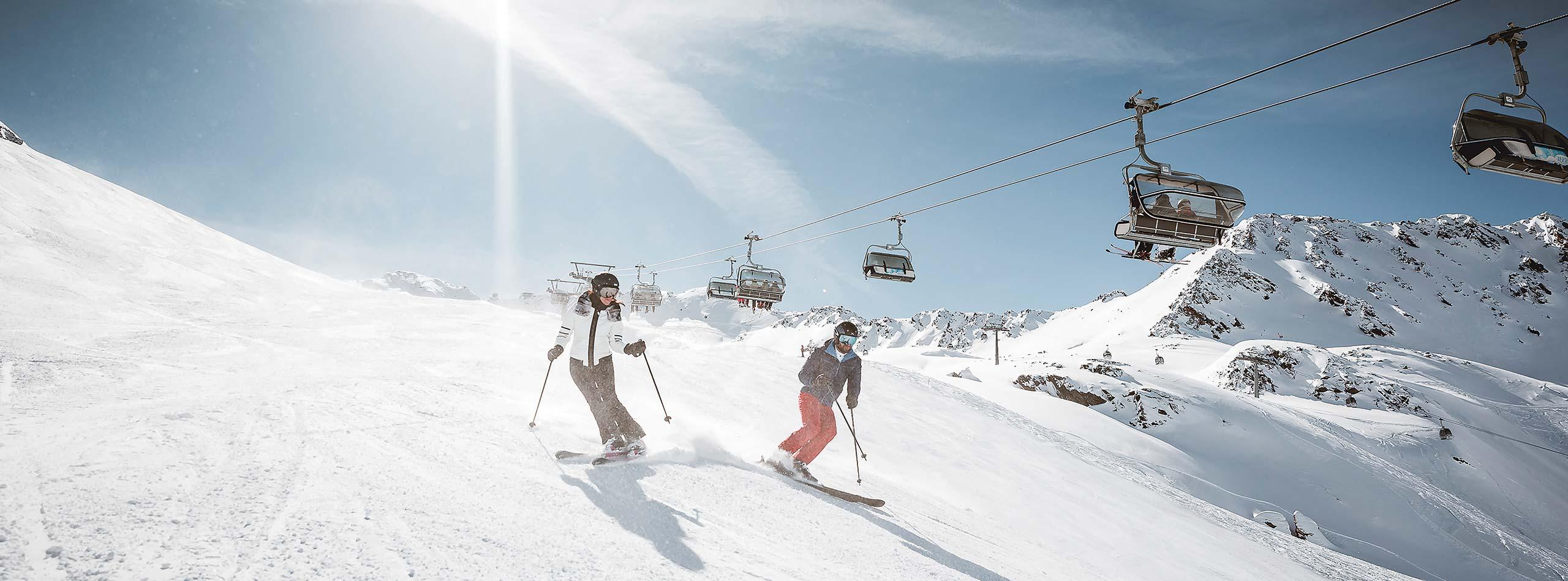 Skiurlaub in Obergurgl im Jagd-Haus Panorama